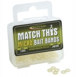 Gumki do pelletu MAVER BAIT BANDS - MIKRO
