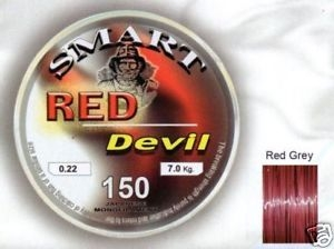 Żyłka MAVER SMART RED DEVIL 150m