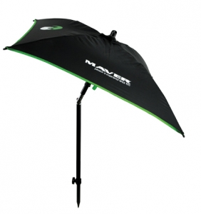 Parasol do przynęt MAVER BAITS NYLON UMBRELLA BLACK