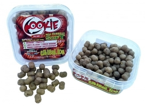 PELLET MILO COOKIE DUMBELL SOFT 6-8mm / 70g CRISALIDE